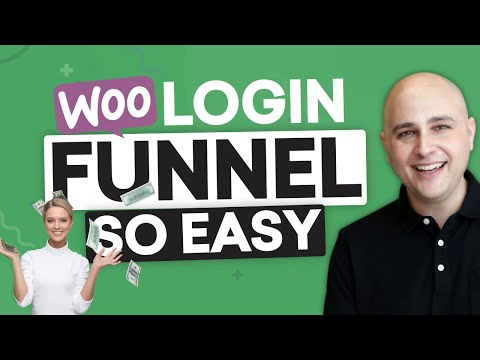 Increase Sales Using Login Funnels [NINJA TACTIC] – WooCommerce Tutorial